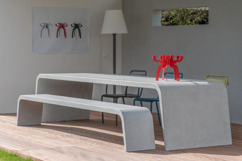 polyester tafel